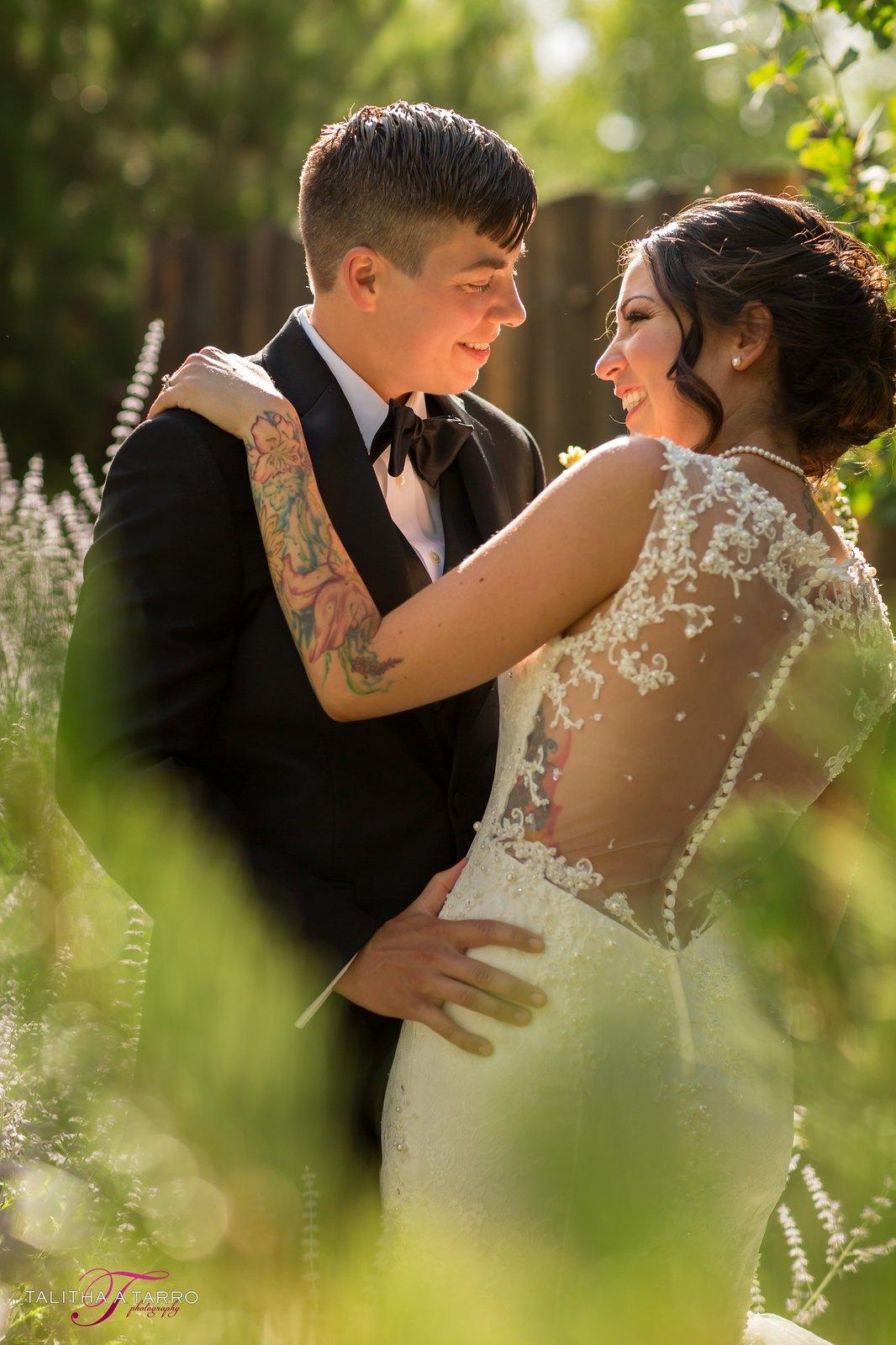 Lisa s wedding