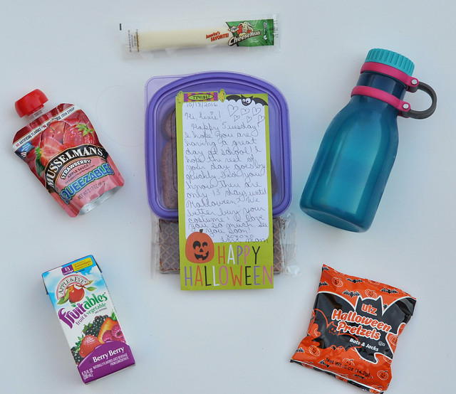 Lunchbox Packing Ideas