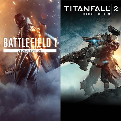 Battlefield 1 – Titanfall 2 Deluxe Bundle