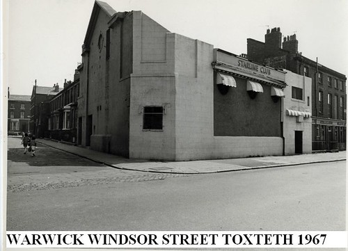 Cinemas - Toxteth - Warwick Picturedrome