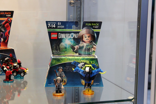 LEGO Dimensions Fantastic Beasts Tina Fun Pack (71257)