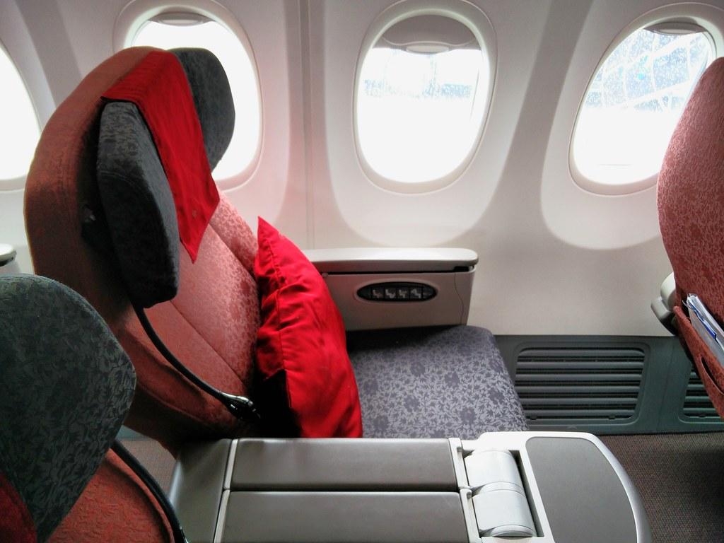 Garuda Indonesia Business Class