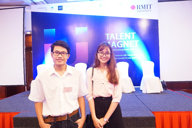 Talent Magnet event
