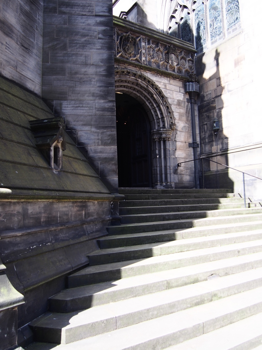 Edinburgh churches and cathedrals