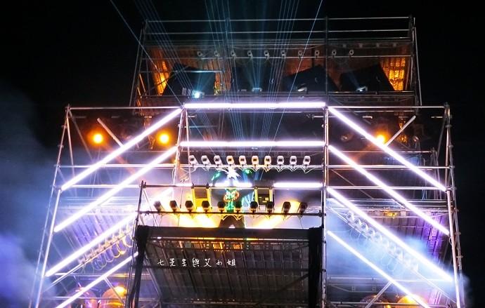 36 香港 閃躍維港 3D光雕匯演