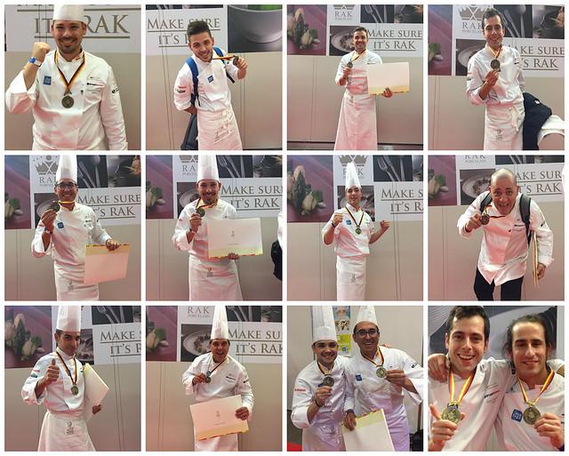 Olimpiadas Cocina 2016 www.cocinandoentreolivos.com