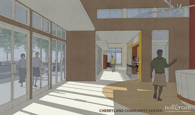 Cherryland Community Center