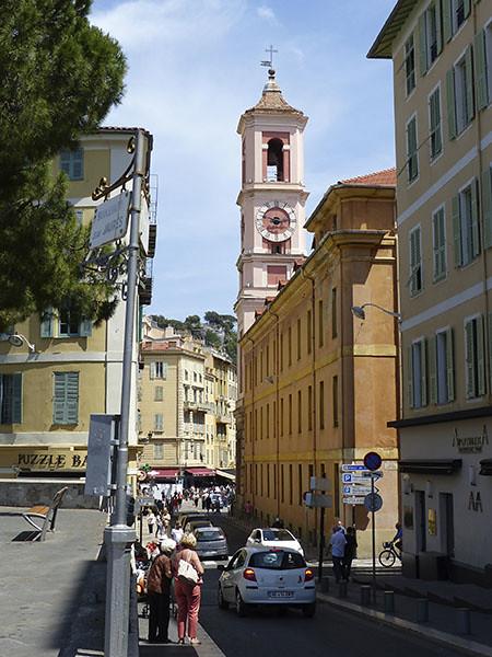 église Vieux Nice