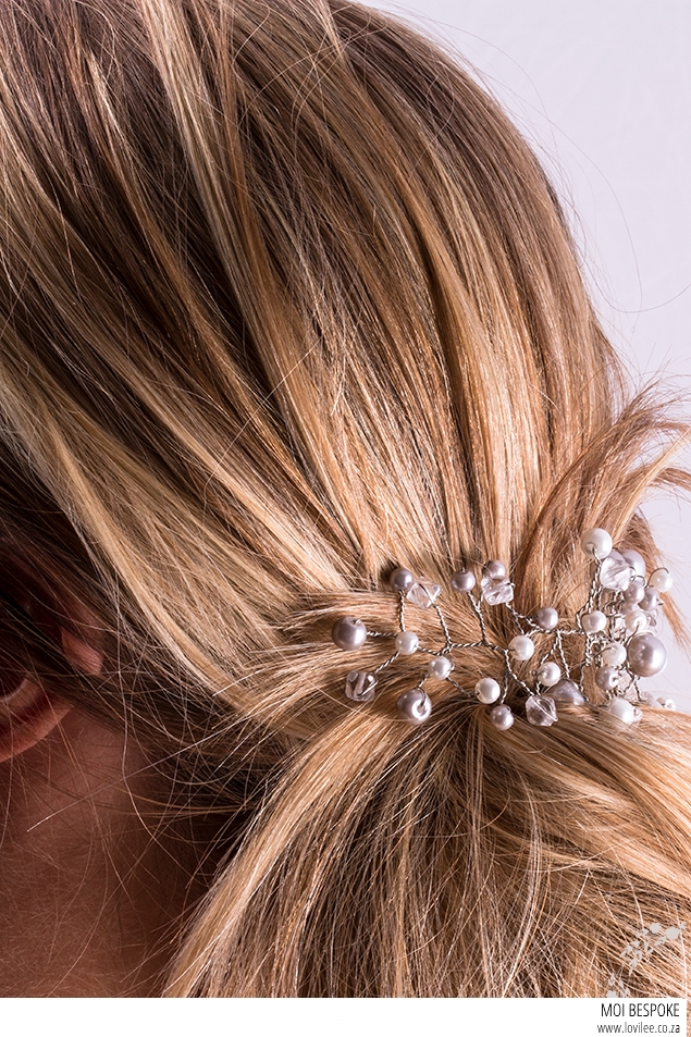 Bridal Hair Accessories Za : Moi bespoke bridal hair accessories lovilee