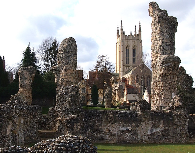 Bury St Edmund Abbey