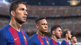 Parceria entre PES 2017 e FC Barcelona Revelada com Novo Trailer