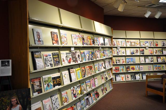 Cranston Public Library: Central Library