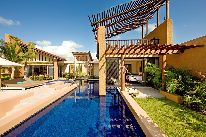 Pool Villa at Banyan Tree Mayakoba