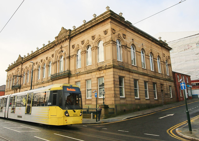 Lyceum Theatre, 95 Union Street, Oldham