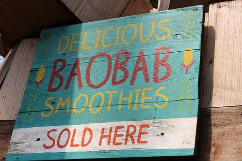Baobab Smoothies