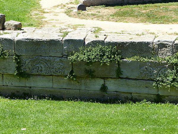 pierres taillées