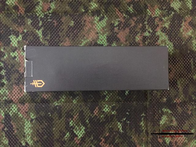 Embalaje Frontal Gerber StrongArm