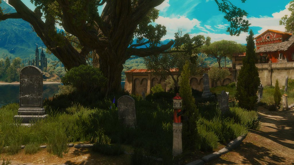 Wild Hunt Re Imagined Reshade At The Witcher 3 Nexus