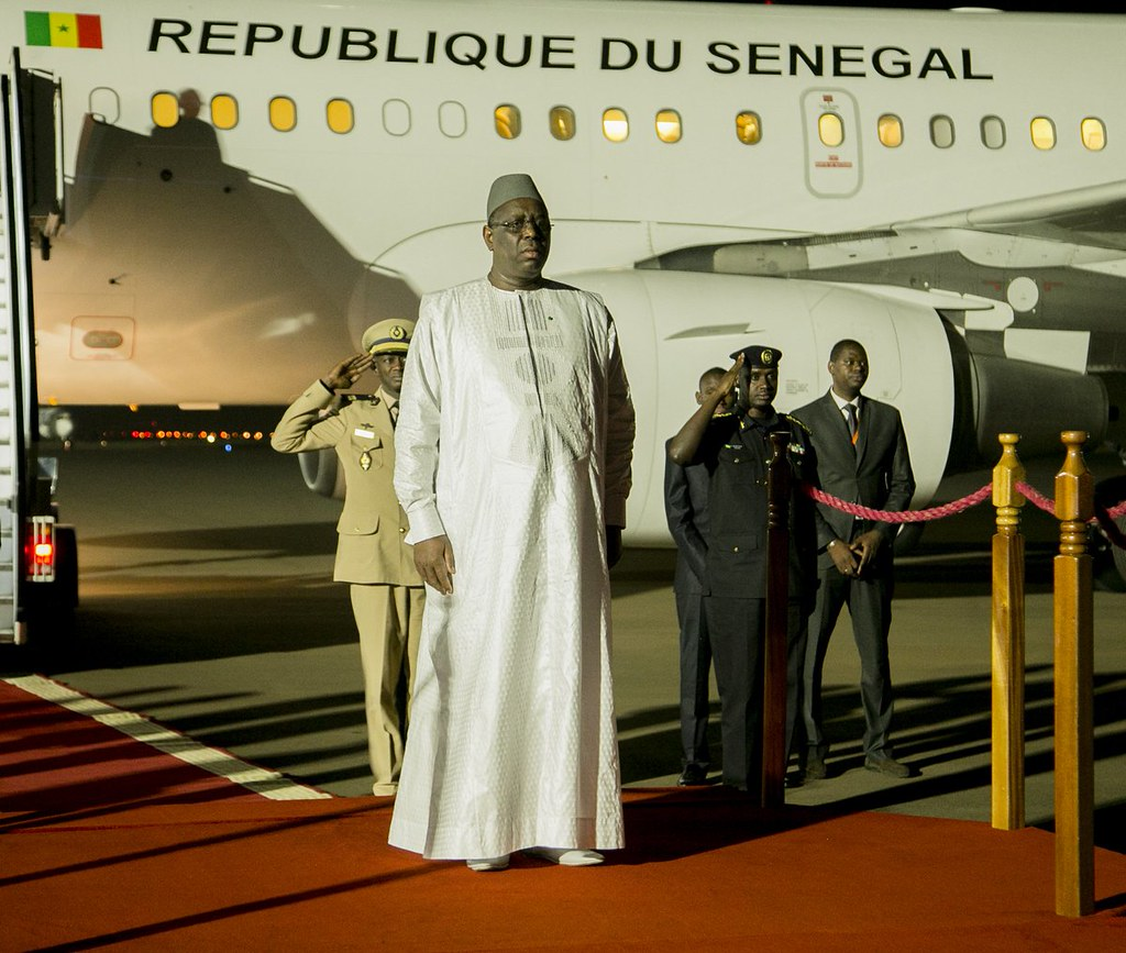AU Senegal Sall