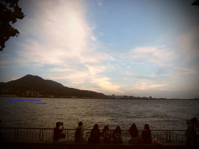 淡水海景X咖啡X輕食X17度C隨拍 (29)