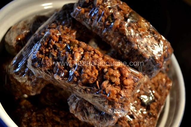 Barre de Céréales Maison © Ana Luthi Tous droits réservés 33