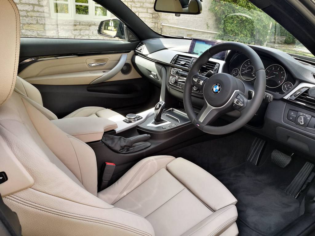 Oyster Leather Bmw 3 Series And 4 Series Forum F30 F32 F30post