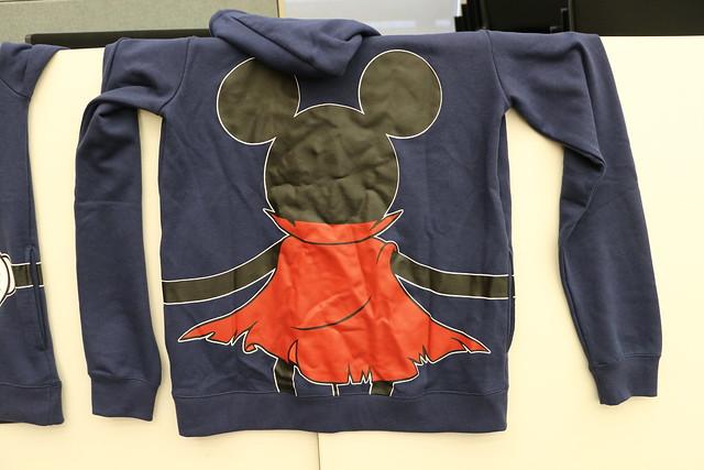 ベルメゾン ディズニー ハロウィン つながる 仮装 つながるパーカー