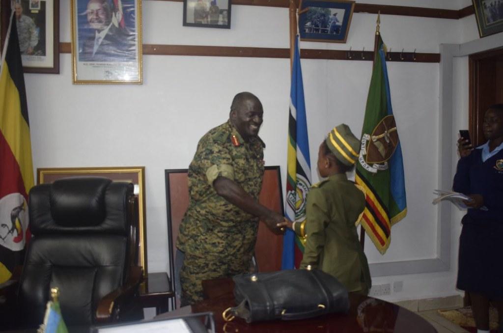 Uganda Army Chief