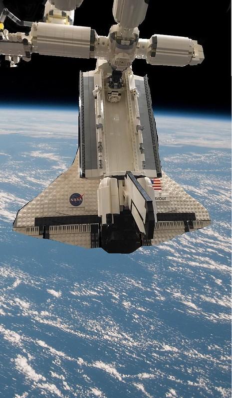 lego space shuttle plans - photo #23