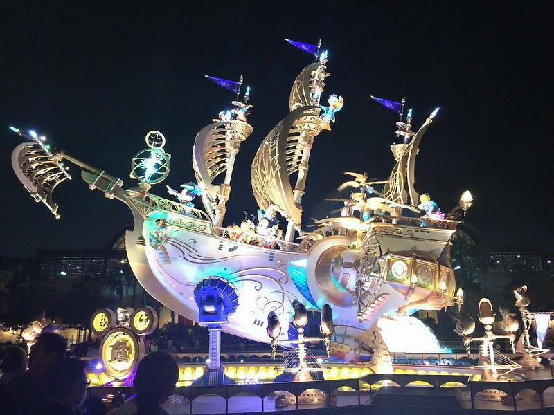 迪士尼海洋廣場
