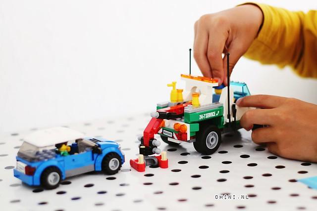 Djess en LEGO 6008