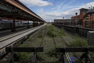 Abandoned Platform 5