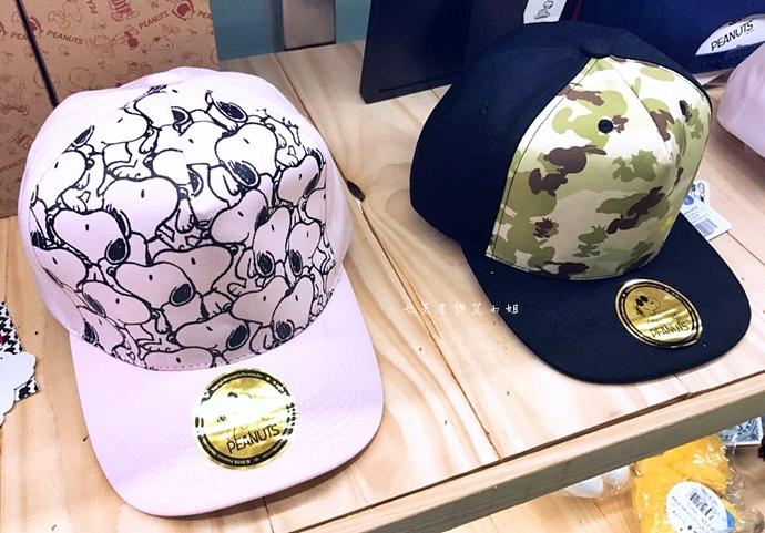 15 PEANUTS時尚衣著 史努比專賣店 微風松高