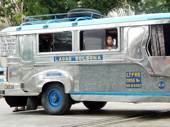 girl-jeepney