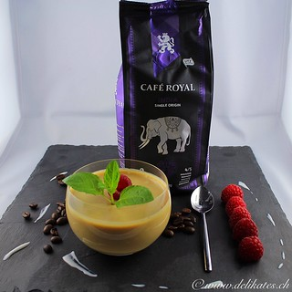 Weisses Kaffeemouse - Café Royal