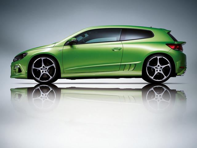 Volkswagen Scirocco от ABT Sportsline. 2008 – 2014 годы