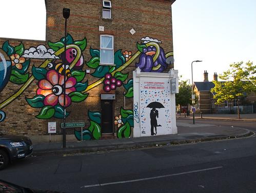 Graffiti in Penge