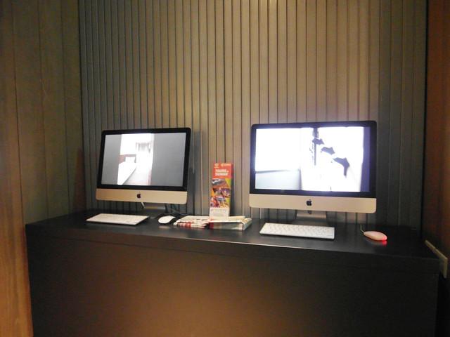 有提供電腦供住客使用@雀客旅館CHECK INN