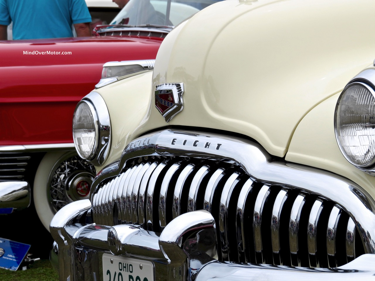 1949 Buick Roadmaster Grille