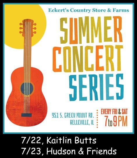 Eckert's Concerts 7-22-16