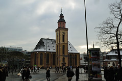 Церковь Святой Екатерины. Katharinenkirche