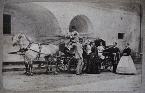 Sokolov (SO), zámek, kolem 1880