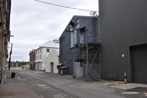 Cockatoo Island buildings - metal