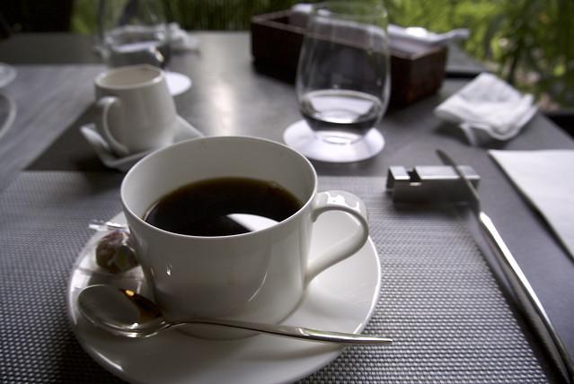 ザ テンダーハウス_コーヒー