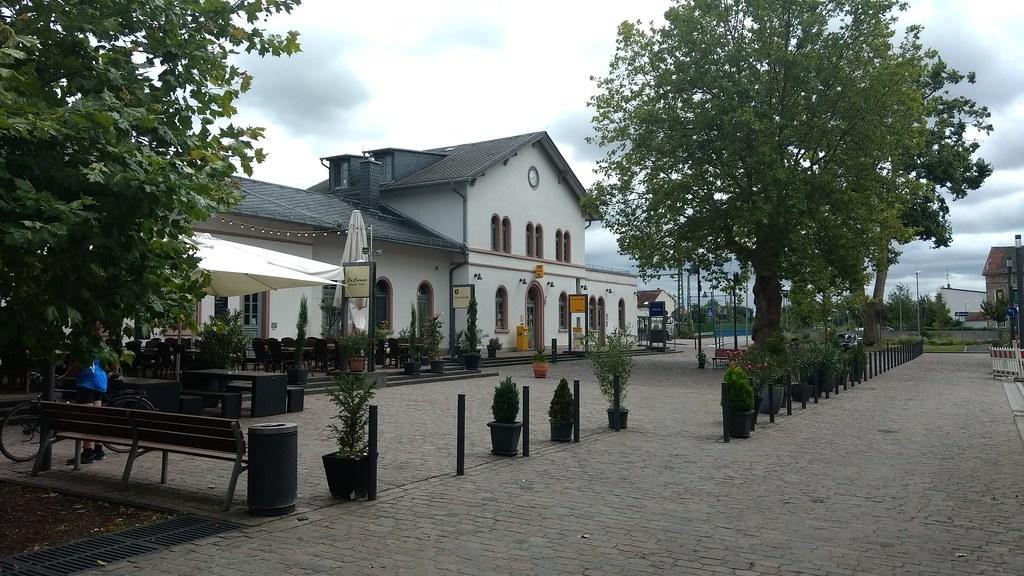 Bahnhof Osthofen