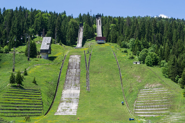 Sarajevo Ski Jumps