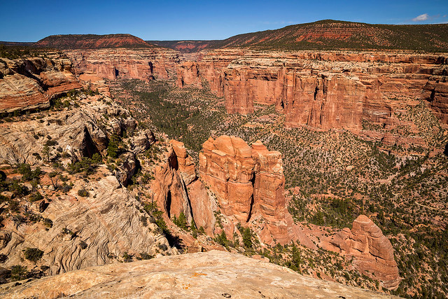 Arch Canyon Overlook