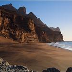 Güi Güi es la única playa virgen de la isla de Gran Canaria, situada en el oeste