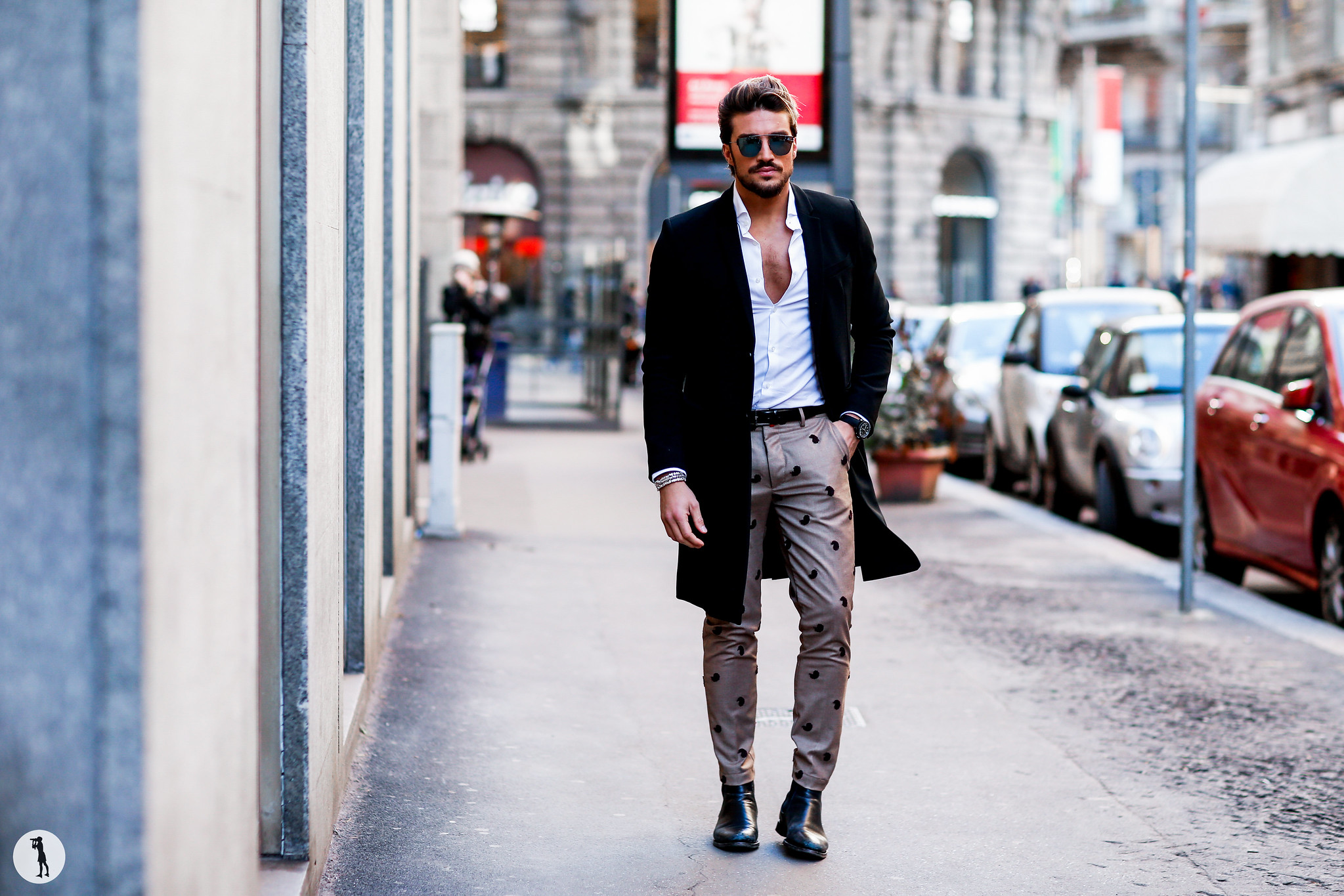 Mariano Di Vaio at Milan Fashion Week Menswear-3 2