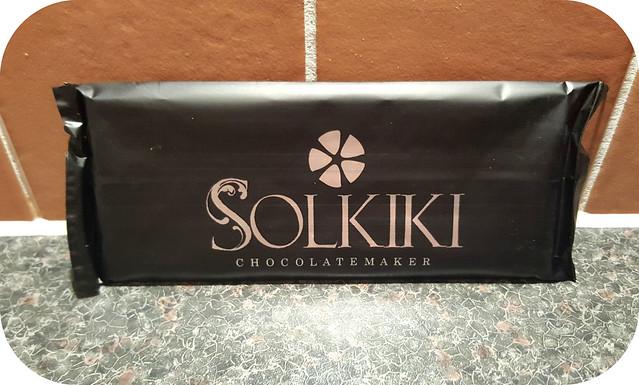 Solkiki Tahitian Nougat White Chocolate Salty Peanut